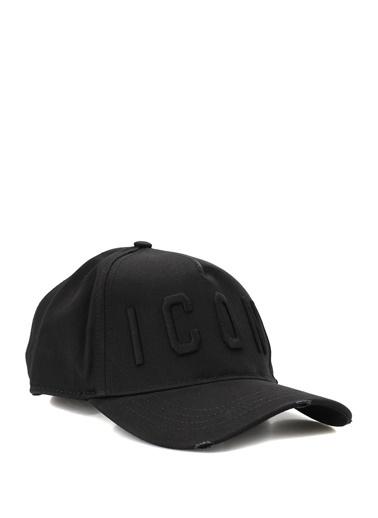 Dsquared2 Dsquared2 Icon  Erkek Şapka 101622838 Siyah